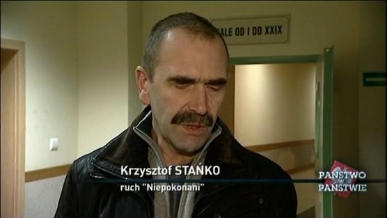 Państwo w państwie - Dawid Stalmach