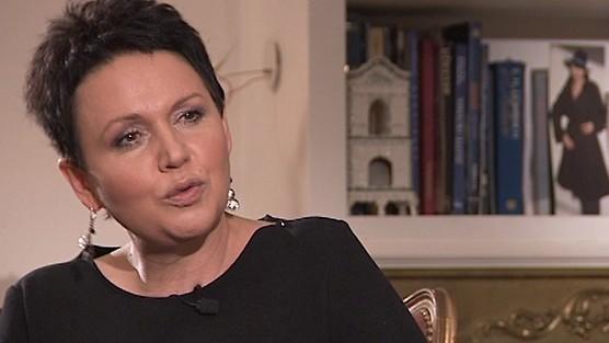 Jaka ona jest - Małgorzata Pieńkowska