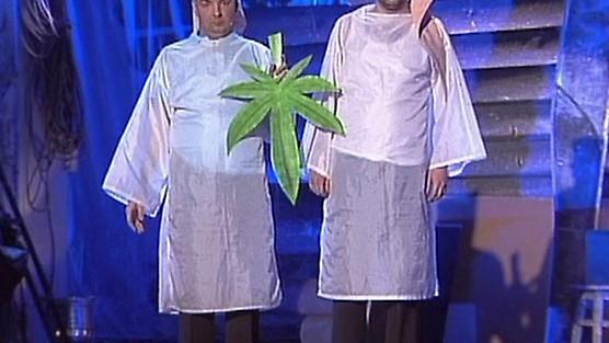 Kabaret DNO - Żwirek i Muchomorek