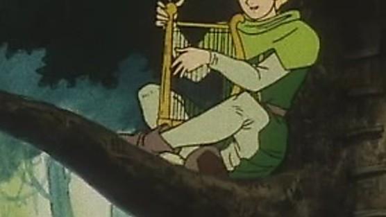 Baśniowa Kolekcja - Przygody Robin Hooda