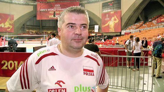 Marek Magiera, czyli siatkarski spiker reprezentacji