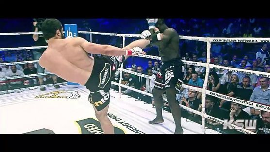 KSW 27 - Cage Time