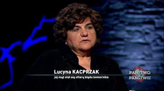 Państwo w państwie - Czesław Kacprzak