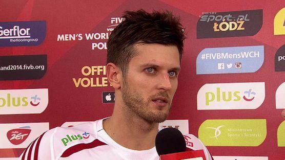 Michał Winiarski: Z Włochami pokazaliśmy wielki charakter