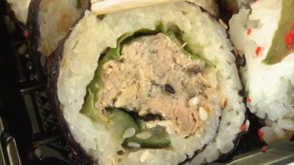 Zdrowie na widelcu - Polskie sushi