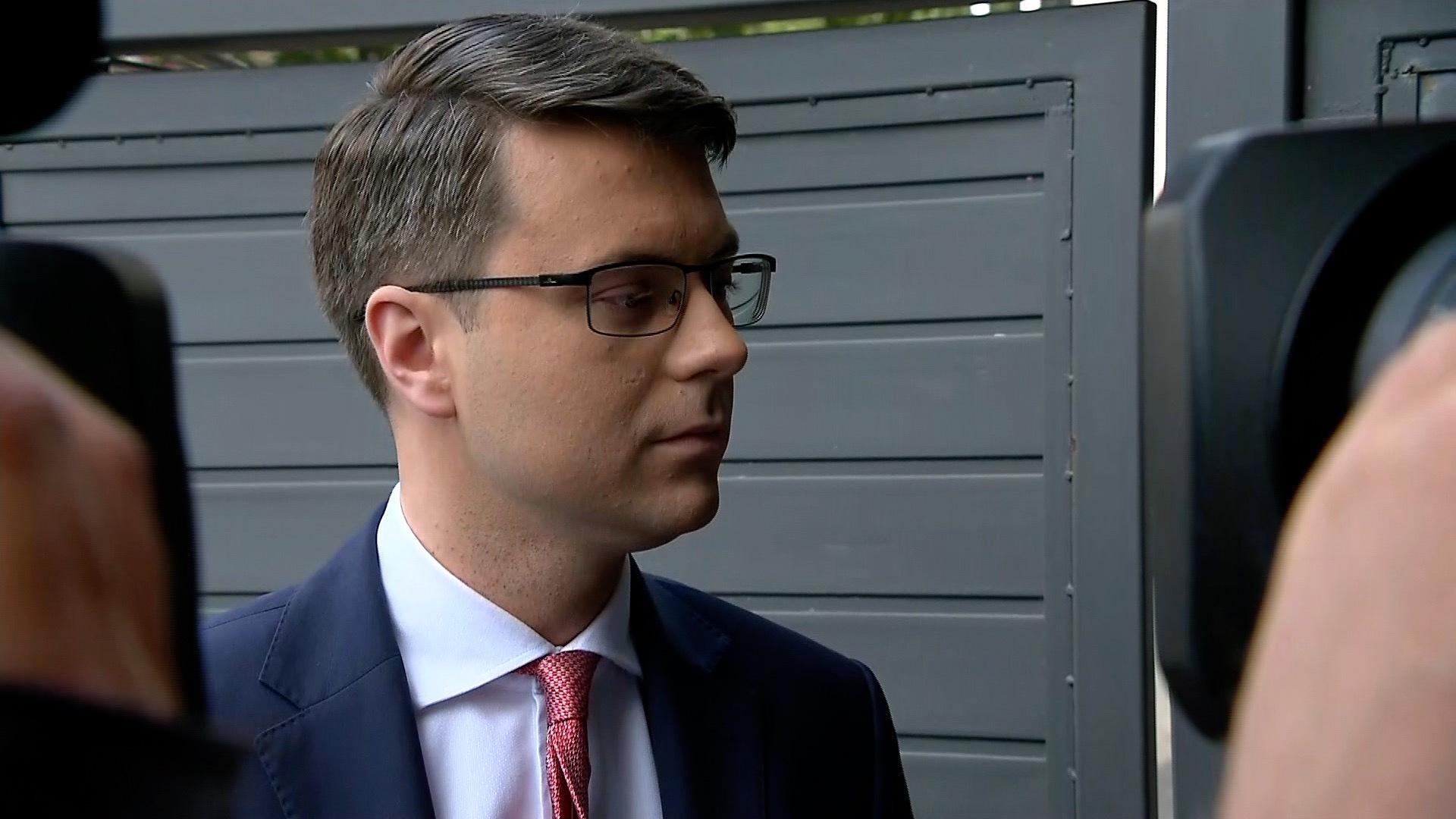 Rzecznik rządu: Ziobro nie będzie miał wpływu na dochodzenie. Wyłączy się z jakichkolwiek dedycji w tym procesie