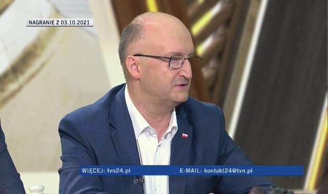 Piotr Wawrzyk o kontroli NIK wydatków Funduszu Sprawiedliwości