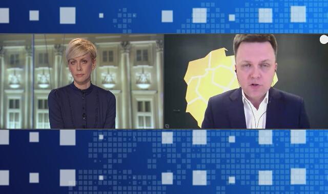 Szymon Hołownia o kampanii wyborczej