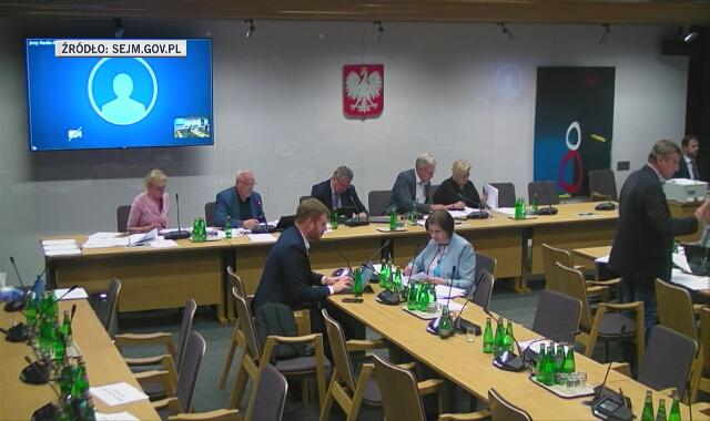 Sejmowa komisja zdrowia o poprawce klubu PiS