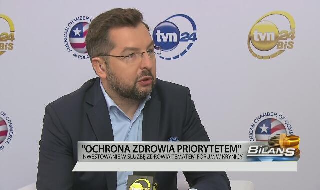 Cała rozmowa z ministrem Łukaszem Szumowskim