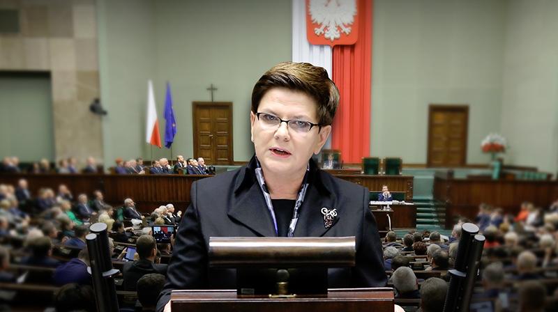 18.11.2015 | Exposé Beaty Szydło pełne obietnic. Jakie będą priorytety nowego rządu?