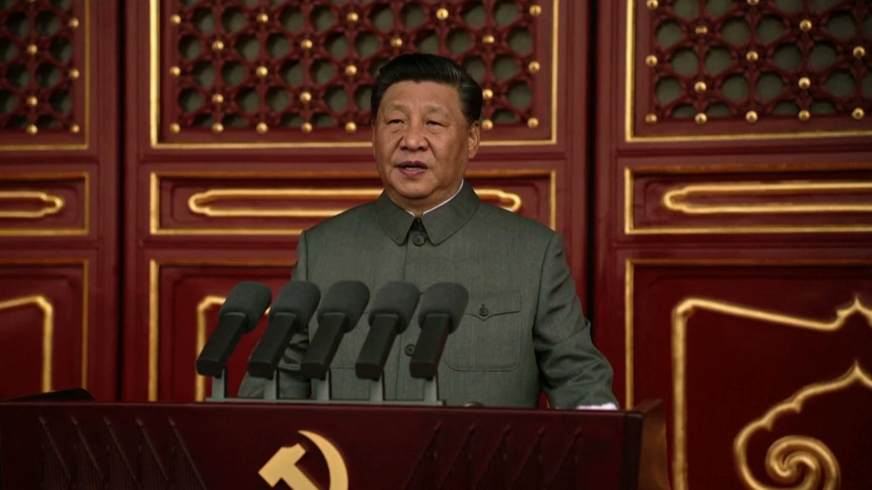 """Setna rocznica Komunistycznej Partii Chin. """"Przekształcimy Chiny w nowoczesne socjalistyczne mocarstwo"""""""