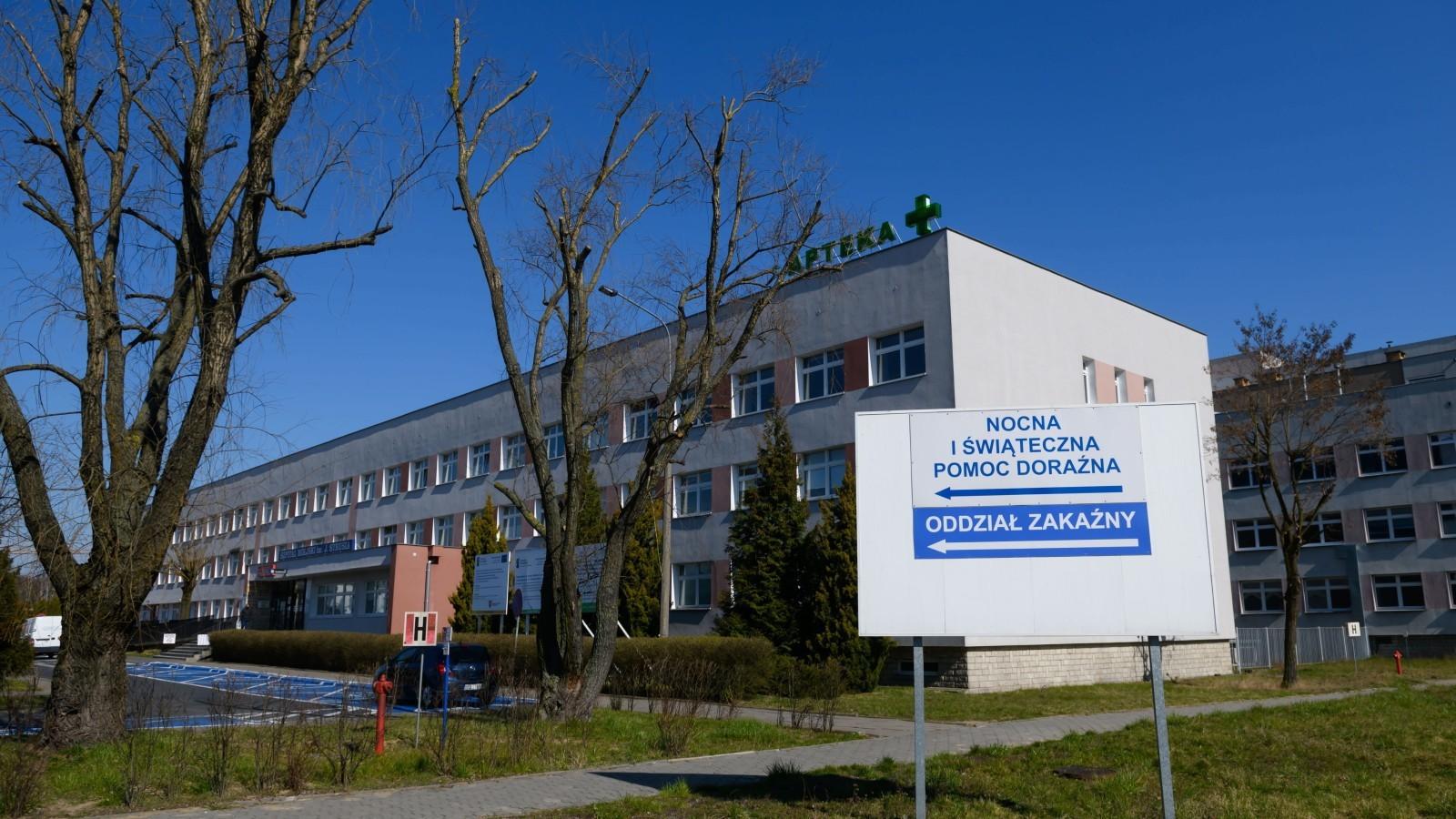24.03.2020 | Szpitale apelują o środki ochrony osobistej