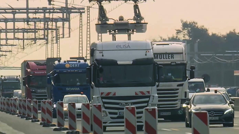 Niemcy testują elektryczną autostradę