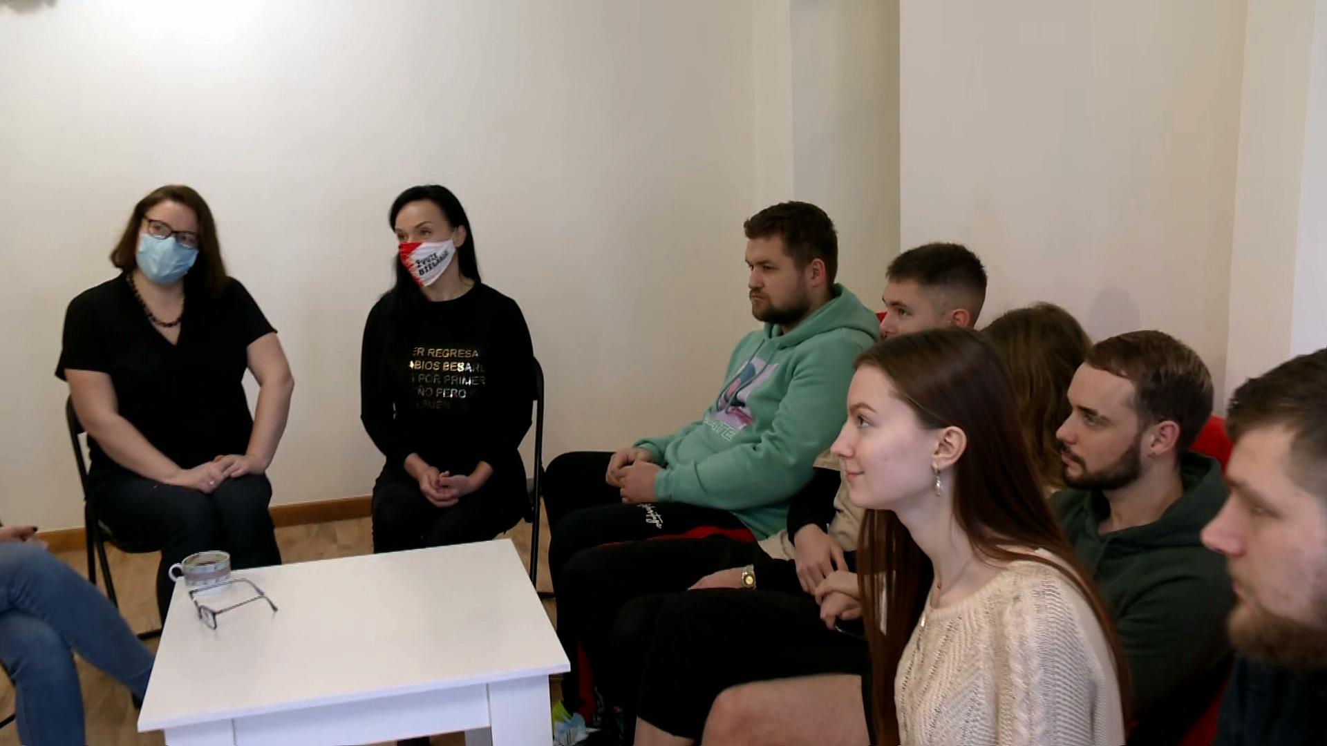 Otwarty dom dla Białorusinów w Białymstoku. Ze wsparcia korzystają już teraz głównie studenci