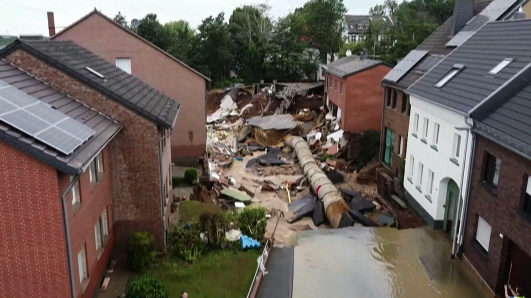 Wzrósł bilans ofiar śmiertelnych po powodziach w Niemczech