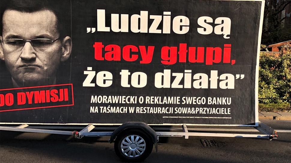 Ofensywa Wyborcza Koalicji Obywatelskiej W Polskę Wyjechał Kolejny