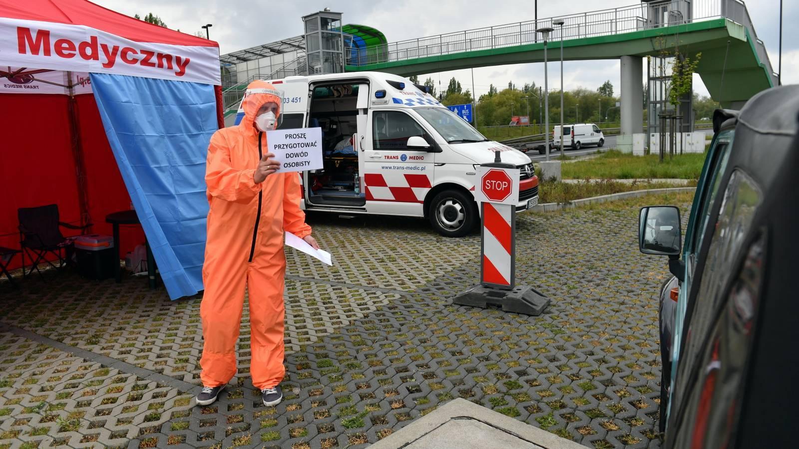 05.05.2020 | Koronawirus w odwrocie? W Polsce liczba zakażeń wciąż nie spada