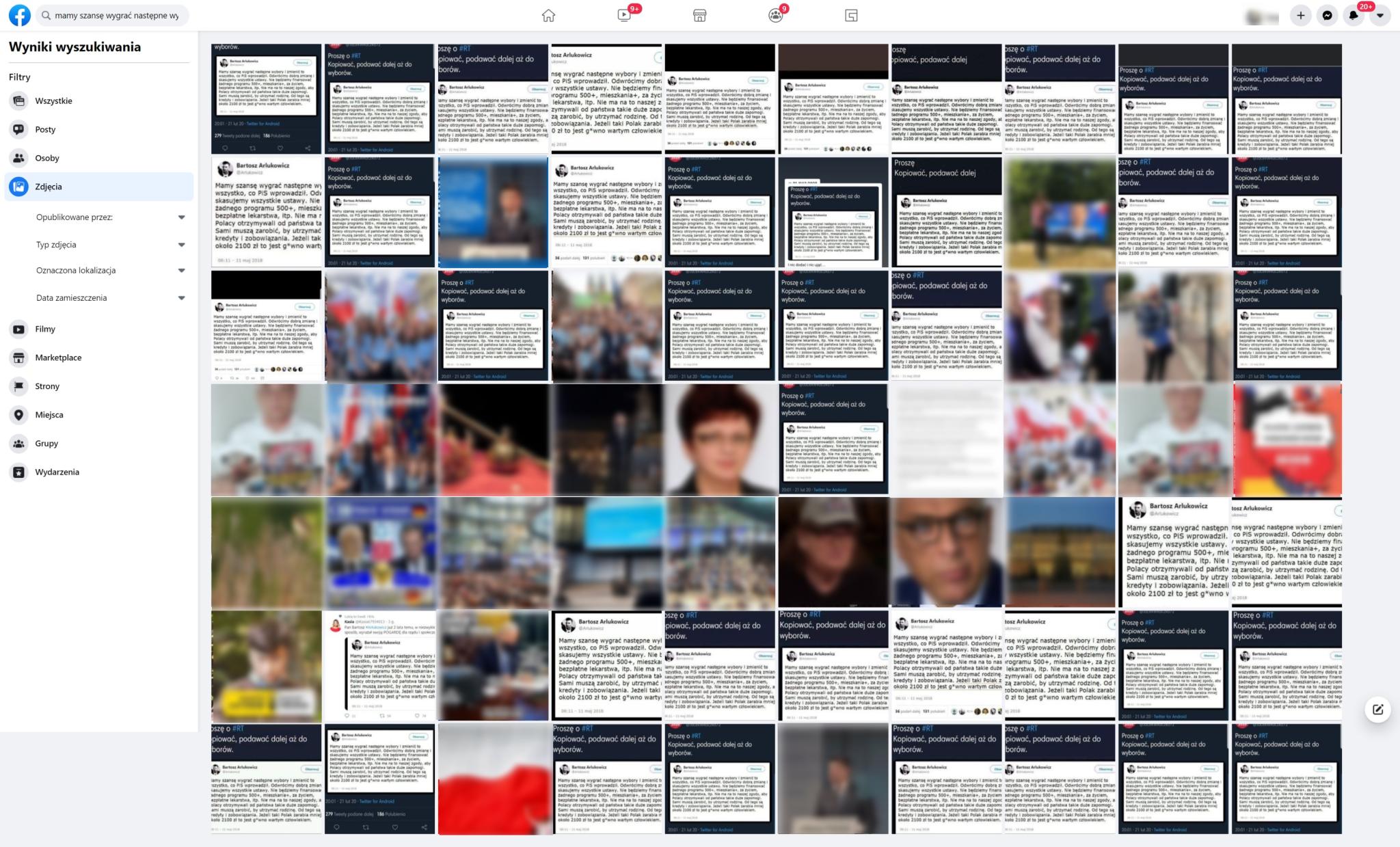 Na Facebooku znaleźliśmy dziesiątki wpisów z rzekomymi słowami Bartosza Arłukowicza