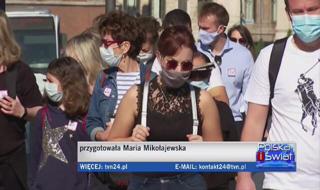 Druga fala pandemii w Europie