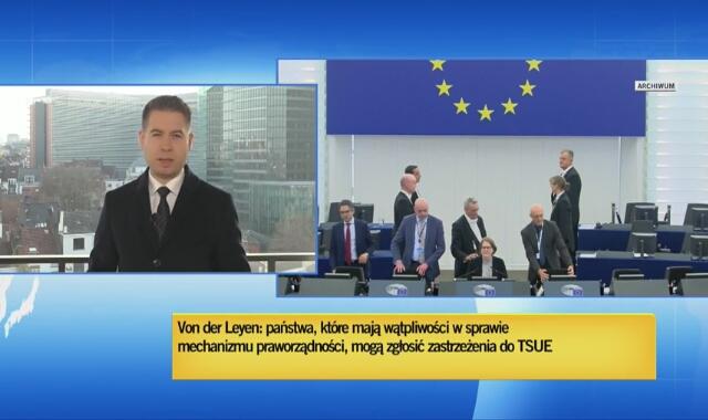 Powiązanie unijnego budżetu z praworządnością