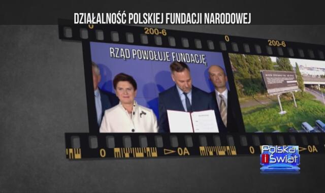 Na co idą pieniądze Polskiej Fundacji Narodowej?