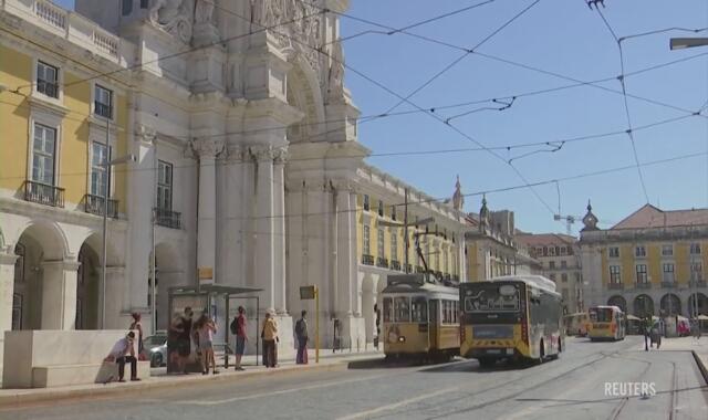 Koronawirus w Portugalii