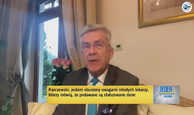 Karczewski: większość lekarzy i pielęgniarek pracuje z wielkim oddaniem, ale jest grupa, która reaguje zwolnieniami