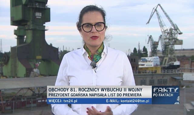 """""""Dla każdego z nas powinno być miejsce o 4.45 na Westerplatte"""""""