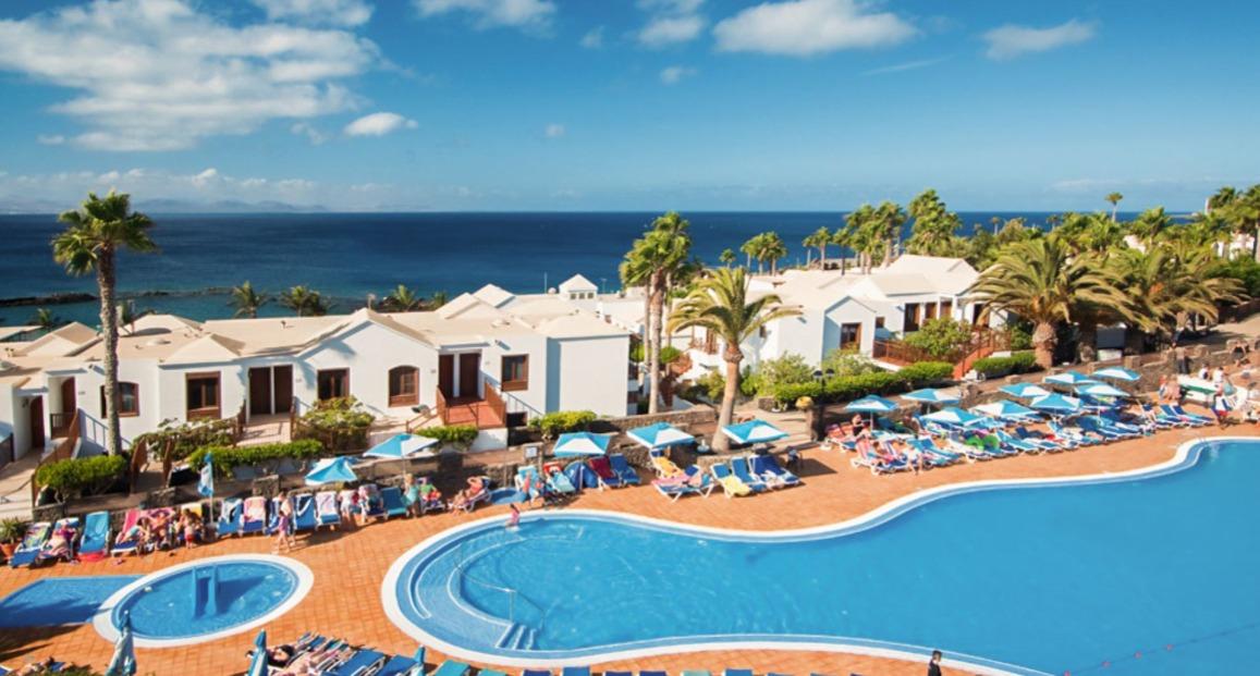 Lanzarote Hotel La Isla Y El Mar