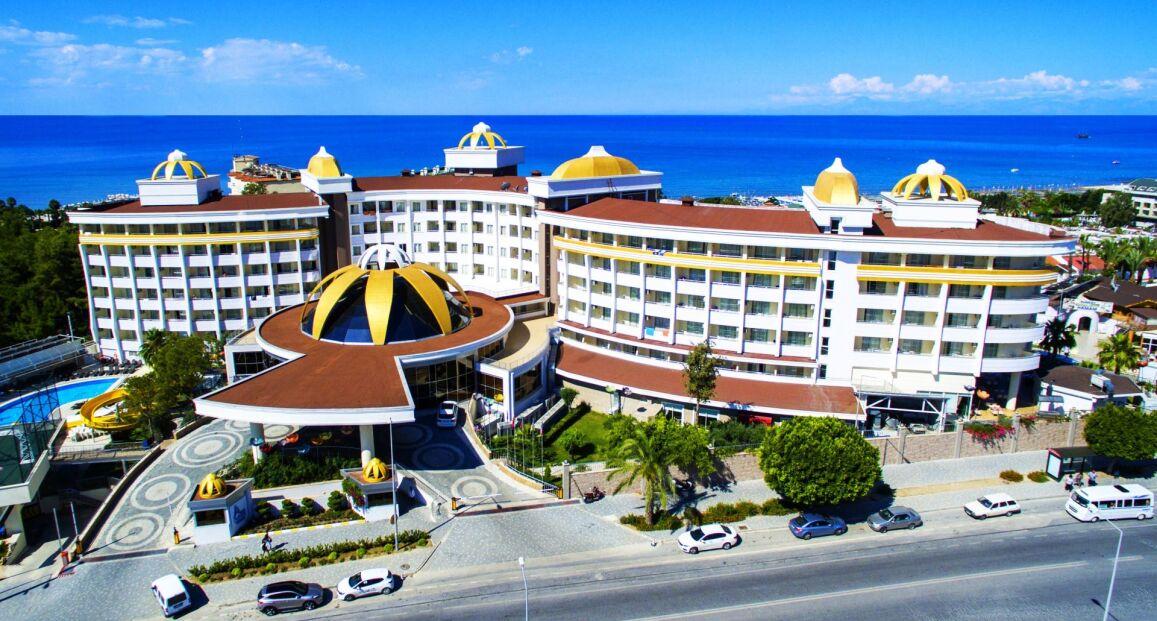 Side Alegria Hotel & Spa - Riwiera Turecka - Turcja