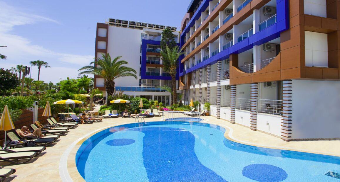 Gardenia Hotel - Riwiera Turecka - Turcja
