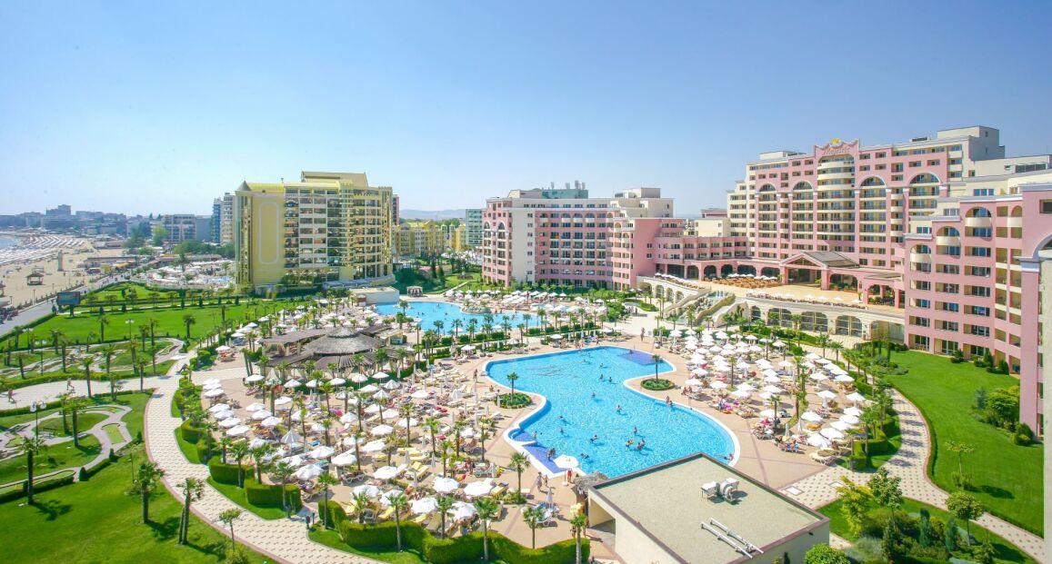 DIT Majestic Beach Resort - Riwiera Bułgarska - Bułgaria