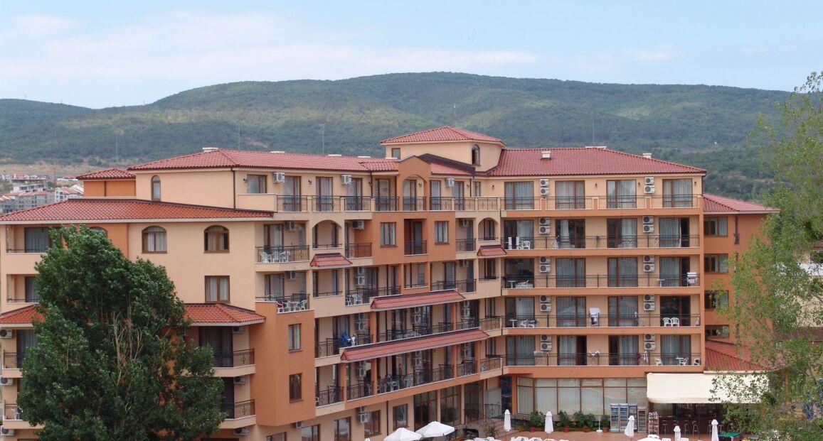 Apart-Hotel Happy - Riwiera Bułgarska - Bułgaria
