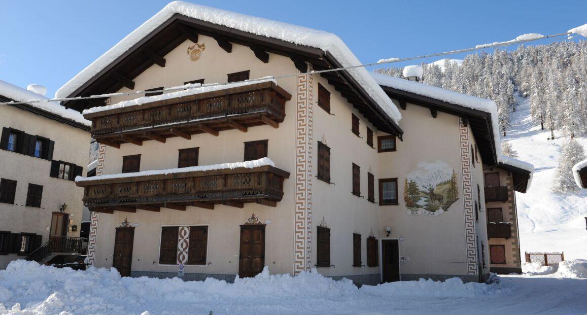 Apartamenty Comfort Livigno - Livigno - Lombardia - Włochy