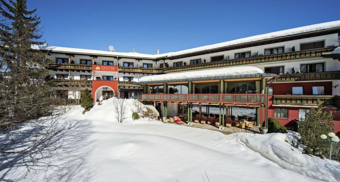 Romatikhotel Santer - Alta Pusteria / Pustertal - Tyrol Południowy - Włochy