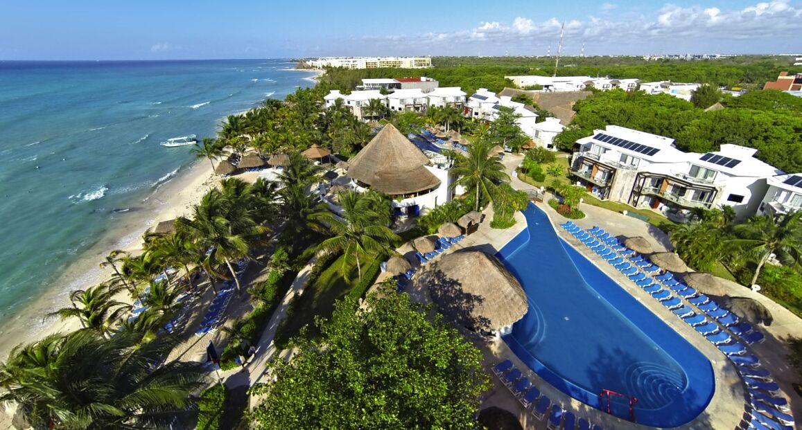Sandos Caracol Eco Resort - Meksyk