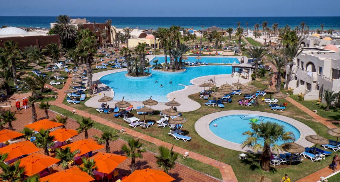 Welcome Meridiana Resort Djerba Tunezja Opis Hotelu