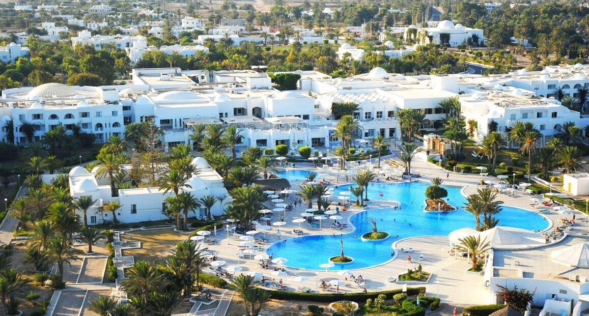 El Mouradi Djerba Menzel - Djerba - Tunezja