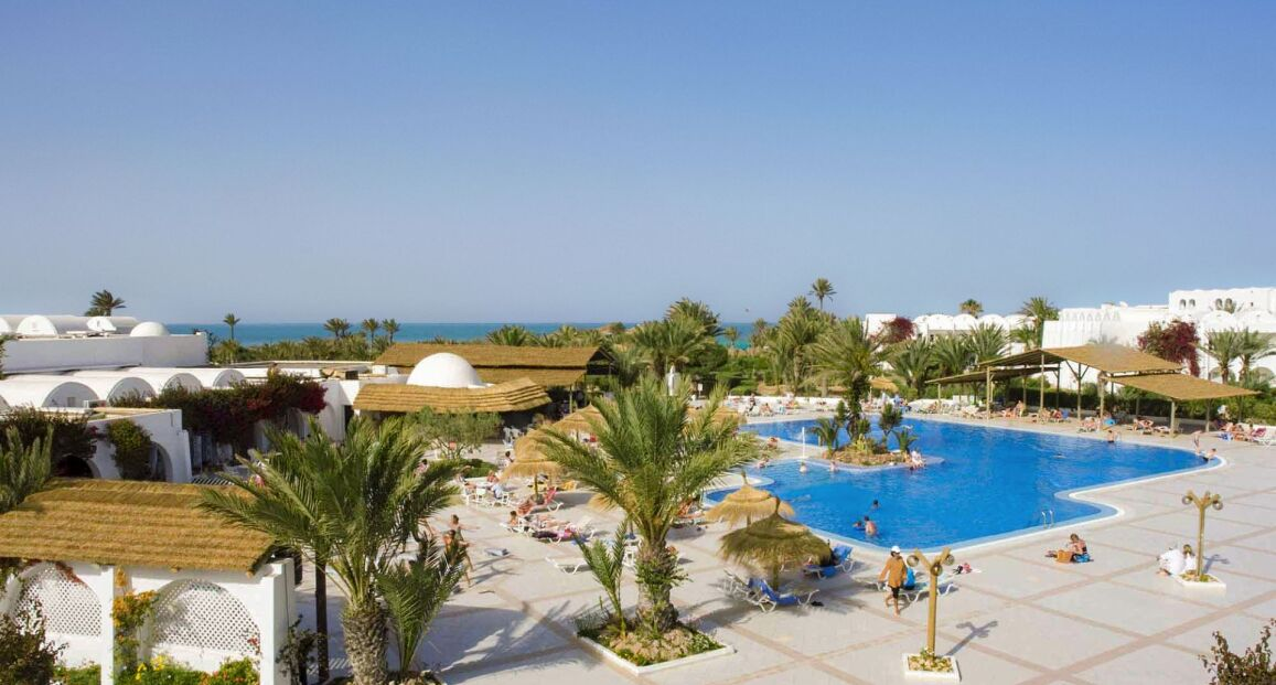 Seabel Rym Beach - Djerba - Tunezja