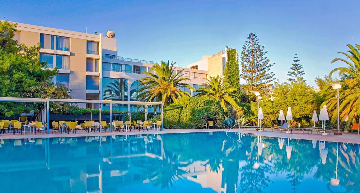Hotel Caravia Beach Kos Tui