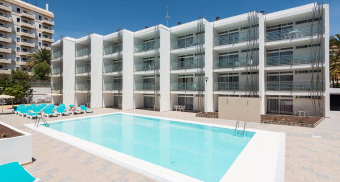 Apartamentos Las Rosas - Gran Canaria - Wyspy Kanaryjskie
