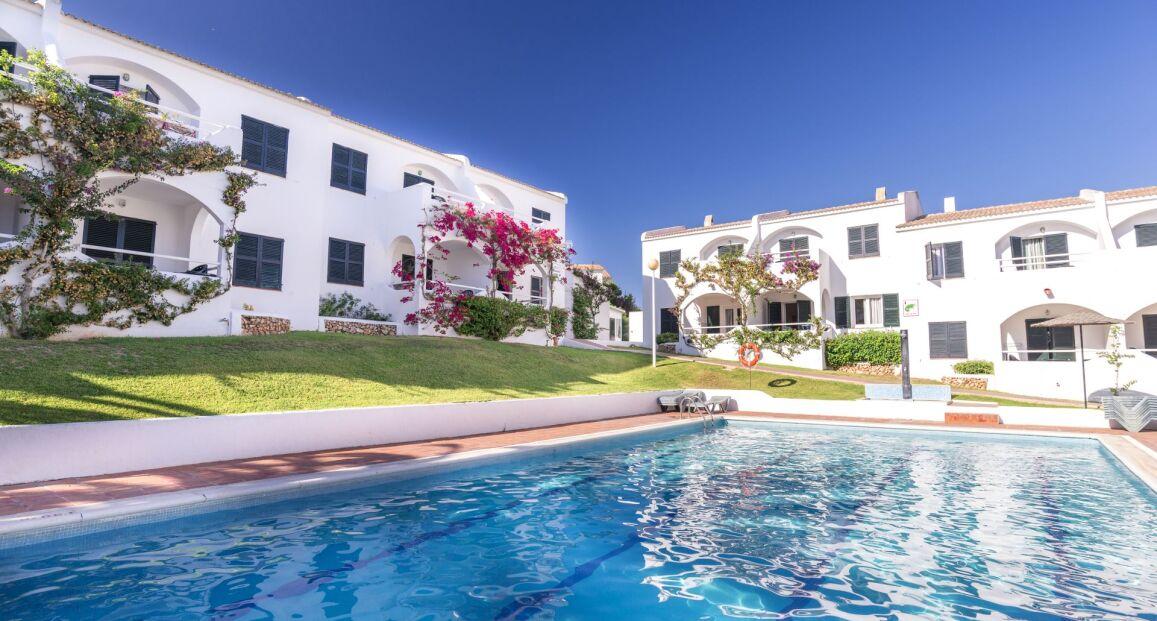 Aparthotel Playa Parc - Minorka - Hiszpania