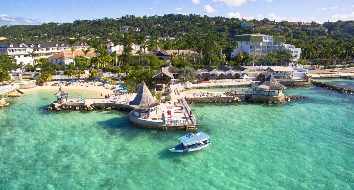 SeaGarden Beach Resort - Jamajka