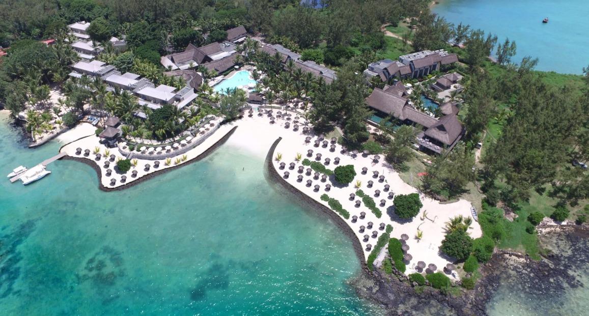 Blue Lagoon Beach Hotel Mauritius