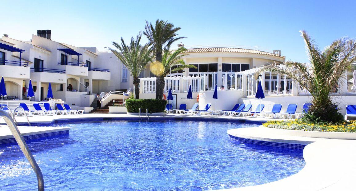 Apartamentos Parque Nereida - Majorka - Hiszpania