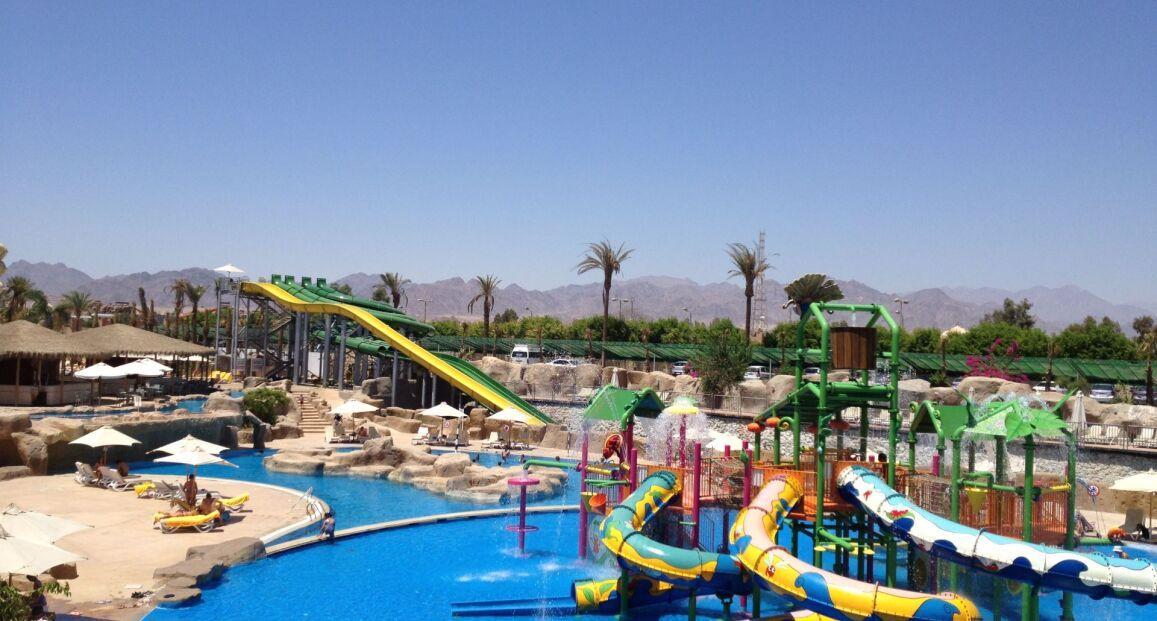 Reef Oasis Beach Resort P 243 łwysep Synaj Egipt Opis