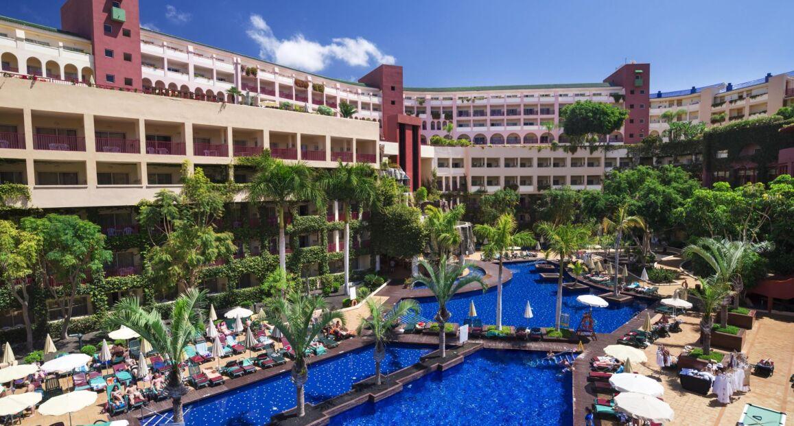 Best Jacaranda Teneryfa Wyspy Kanaryjskie Opis Hotelu