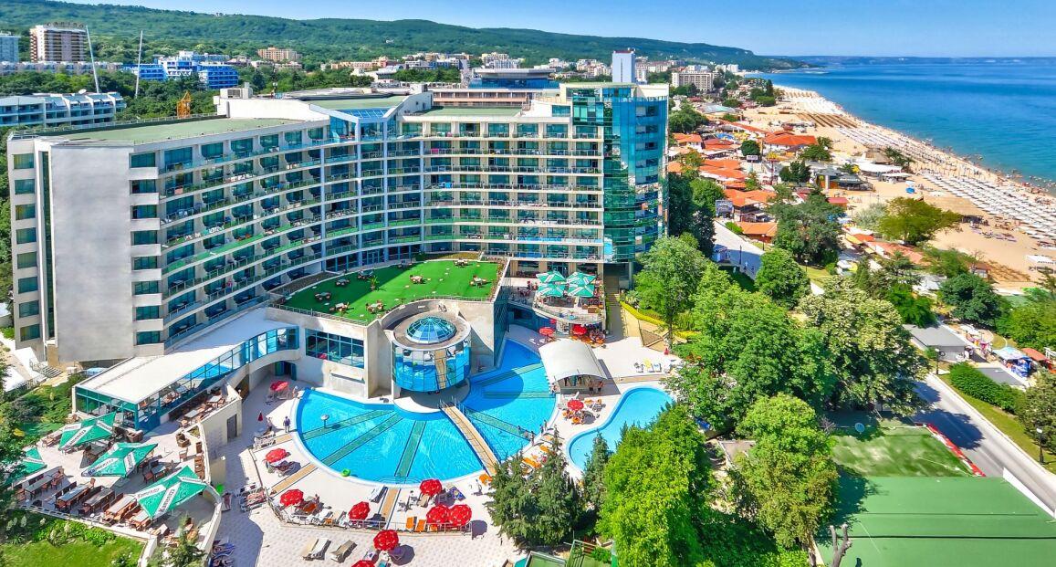 Marina Grand Beach - Riwiera Bułgarska - Bułgaria