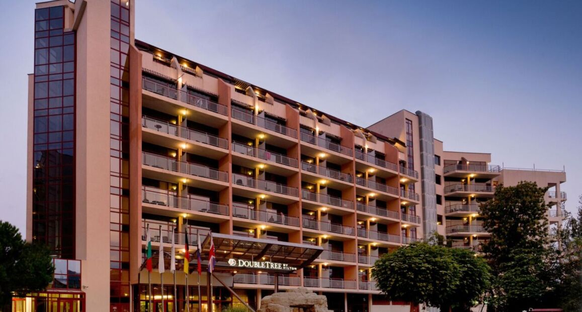 DoubleTree by Hilton Varna - Golden Sands - Riwiera Bułgarska - Bułgaria